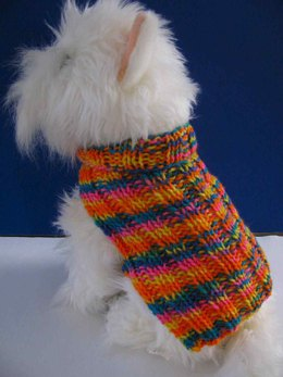 Celtic Doggie Basic Ribbed Sweater