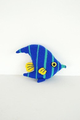 Angelfish Amigurumi