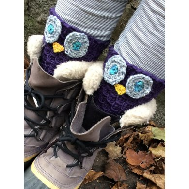Hoot Boot Toppers