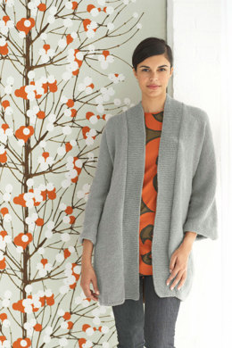 Tilly Coat in Lion Brand Wool-Ease - 90201AD