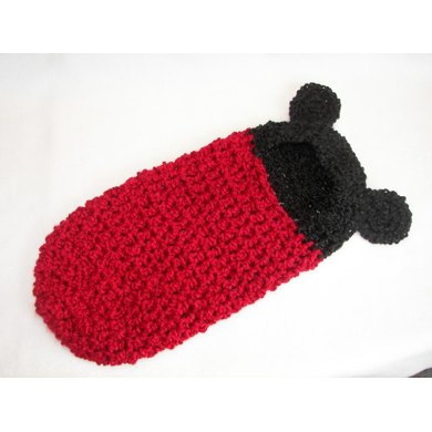 Mickey Mouse Newborn Cocoon