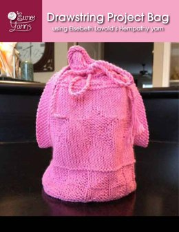 Drawstring Bag in Elsebeth Lavold's Hempathy
