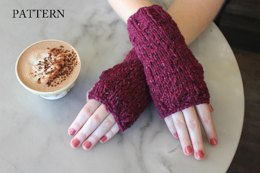 The Elise Fingerless Glove
