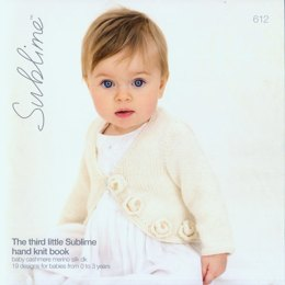 The Third Little Sublime Hand Knit Book by Sublime - 612