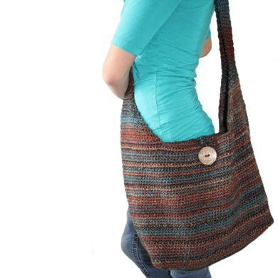 A Touch of Africa Shoulder Bag