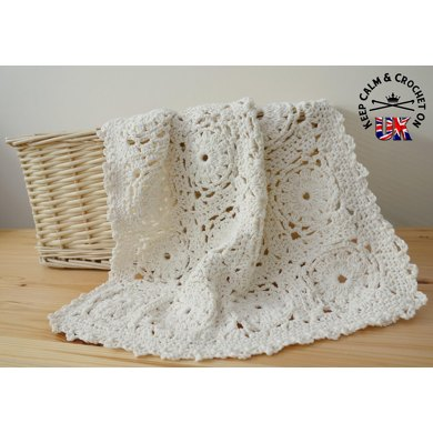 Daisy Chain Flourish Blanket