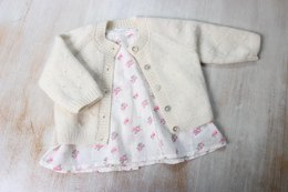 38 / Princess Charlotte Cardigan