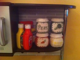 Baby Food Jars for Play