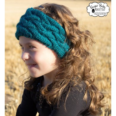 Woven Cabled Headband
