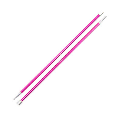"KnitPro Zing Single Pointed Needles 25cm (10"")"