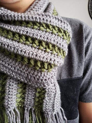 Manly Scarf