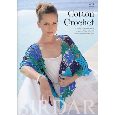 Cotton Crochet by Sirdar - 458