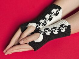 Woven Mitts