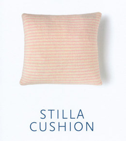 Stilla Cushion Cover in MillaMia Merino Wool