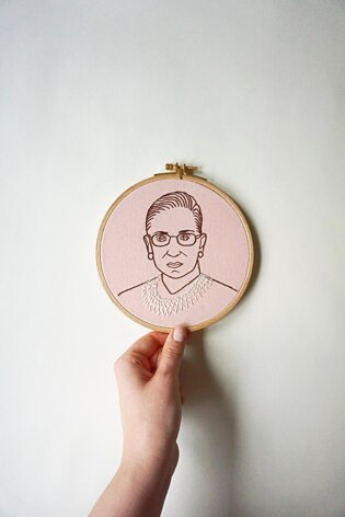 Ruth Bader Ginsberg - Today's Inspiring Women