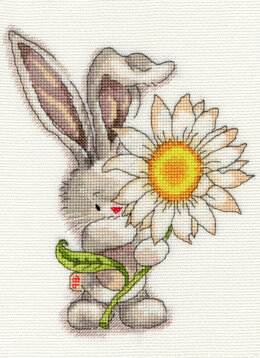 Bothy Threads Daisy - Bebunni Cross Stitch Kit