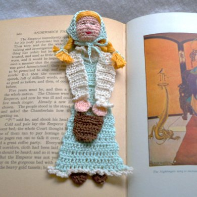 LoisLeigh's Story Time Jill Bookmark