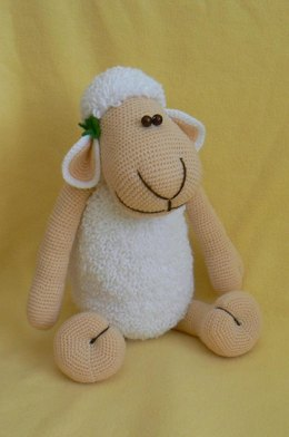 Bigger Sheep Crochet Pattern