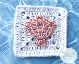 Seashell Granny Square