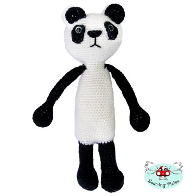 Panda – Amigurumi Patterns | 390x390