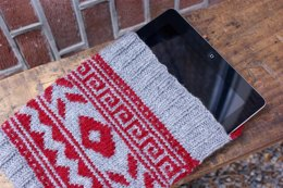 Tlaxcala iPad Sleeve