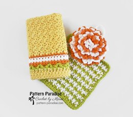 Citrus Splash Kitchen Dishtowel Set