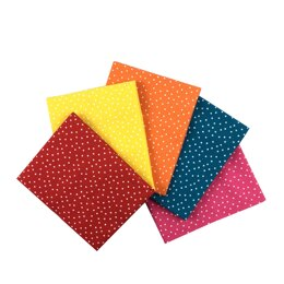 Visage Textiles Bright Spots Fat Quarter Bundle - Multi