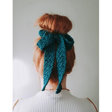 Bigger the Bow Scrunchie