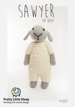 Sawyer the sheep