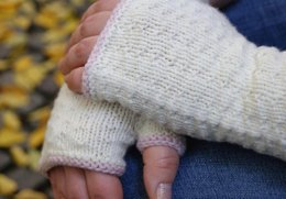 Frostweed Mitts
