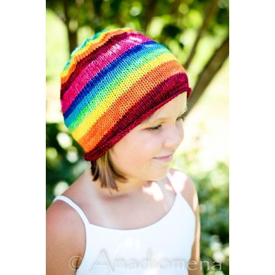 Simple Beanie aka Lollipop Hat