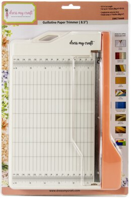 """Dress My Craft Guillotine Paper Trimmer 6""""X8.5"""" - 570958"""