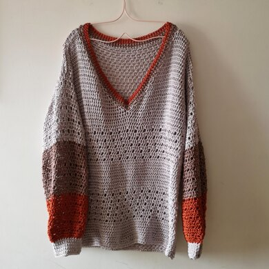 Dots Pullover
