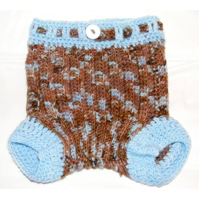 Busy Bunz Super-fit Wool Soaker / Diaper Cover