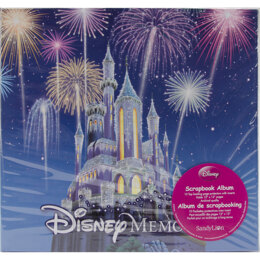 "Trends International SandyLion Disney Post Bound Album 12""X12"" - Memories"