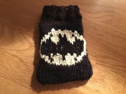 Batman inspired iPhone or Glasses case