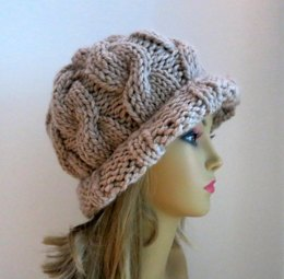 The Brisa Hat - A Thick and Warm Winter Hat