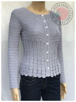 Kamila Fitted Cardigan