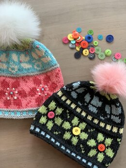 WinterSpring Hat