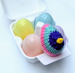 Hatching Unicorn Egg - Chocolate Egg Cover