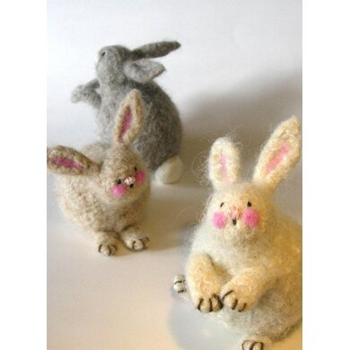 Woolly Bunnies Pattern