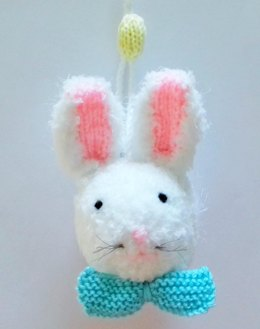 Easter Bunny Bauble