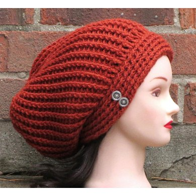 Ava Slouch Hat