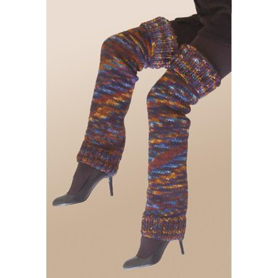 Leg Warmers to Knit