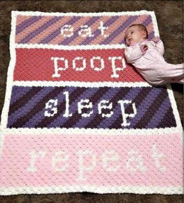 Baby Cycles Blanket