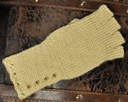 Soft & Warm Fingerless Gloves - Adult Size