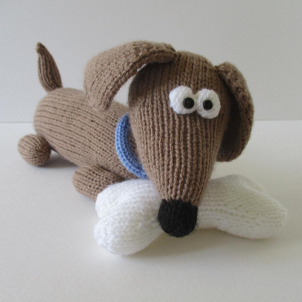 Bangers the sausage dog knitting pattern by amanda berry bangers the sausage dog knitting pattern by amanda berry knitting patterns loveknitting bankloansurffo Choice Image