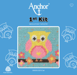 Anchor 1st Kit Owl AW13