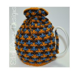 Oxford Textured Tweed Tea Cozy