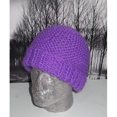Superfast Garter Stitch Beanie Hat